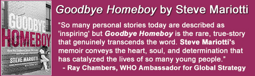 Goodbye Homeboy by Steve Mariotti
