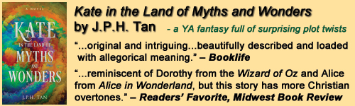 Kate in the Land of Myths and Legends by JPH Tan